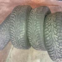 4- winter tires