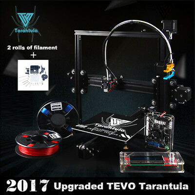 TEVO Tarantula 3D Printer 200 * 280 * 200 mm + BONUS Titan Extruder + GIFTS QC