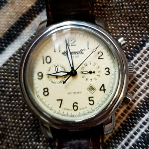 INGERSOLL Pullman Automatic Watch - CALENDER