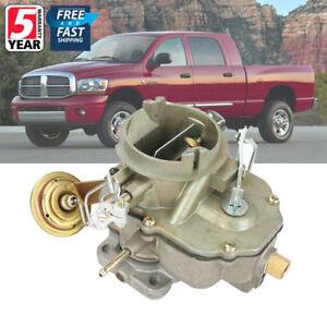 Carburetor Carb For Dodge Chrysler 318 Engine Carter BBD Lowtop 2 Barrel V8 5.2L