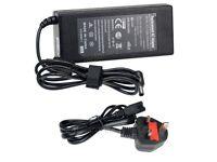 SONY VAIO 19.5V VGP-AC19V28 PCG-7Y1M LAPTOP Power Supply CHARGER ADAPTER UK Plug