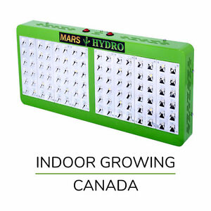 Mars Hydro LED Grow Lights - Indoor Hydroponic and Soil Growing