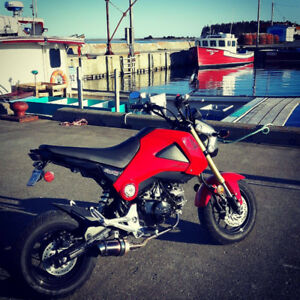 Honda Grom for sale or trade