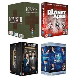 Box Sets From Only £10