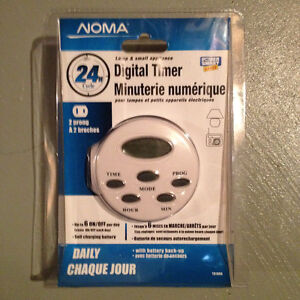 NOMA Electric Timer