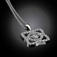 DIAMOND PENDANT PENDENTIF DIAMANTS .57 CARATS OR 18K CHAINE INCL