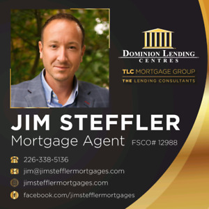 Mortgage Agent - Great Rates with Exceptional Service