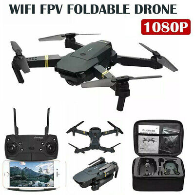 Foldable Arm RC Drone With Wifi FPV 720P/1080P HD Camera RC Quadcopter Aircraft