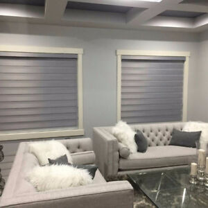 CUSTOM-MADE  WINDOW BLINDS AND COVERINGS.  CALL  5877039680