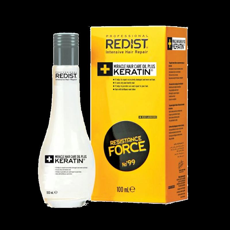 Redist Miracle Keratin Oil, Keratinöl, Haarpflegeöl 100ml
