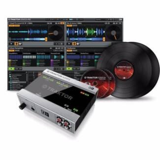 Traktor Scratch A6 Soundcard Digital Vinyl DJ