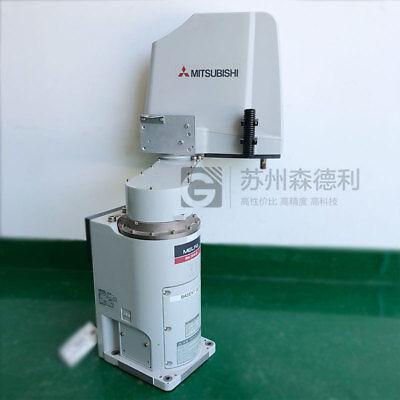Mitsubishi Scara Robot Rh-3fh5515-d1-s15 W Controller Cr750-03hd1-1-s15