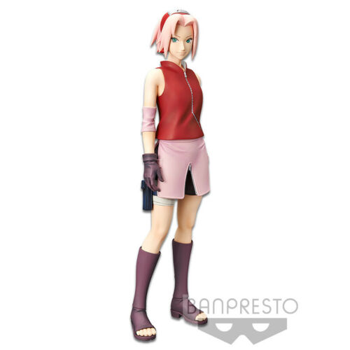 Banpresto Naruto Grandista Shinobi Relations Anime Figure Haruno Sakura BP39765