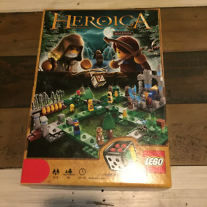 Lego Board Games (Various)