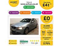 BMW 318 2.0TD 2010.5MY d M Sport FROM £41 PER WEEK!