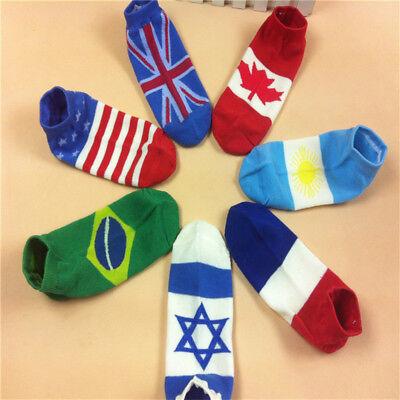Trendy Socks (1Pair Cute Soft Cotton Trendy Casual Ankle Socks Women Breathable Low Cut)