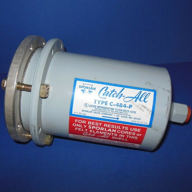 CATCH-ALL AIR FILTER DRIER C-484-P *PZF*