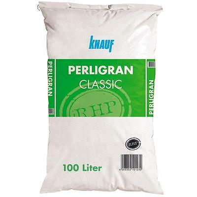 Perlite Perligran G Körnung 0/6 100 Liter Substratverbesserer Agriperl