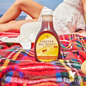 100% PURE FOREVER BEE HONEY® -  17.6 FL. OZ.