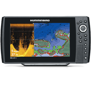 Humminbird Helix 10 & 12 Down Imaging Units with GPS!
