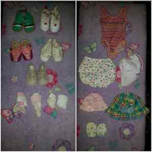 Girls Newborn to 3 Months Summer Clothing Lot  Cambridge Kitchener Area image 9