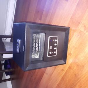 1500watt infrared  heater