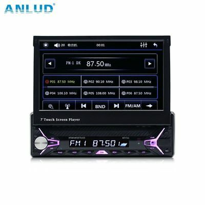 Bluetooth Car Monitor Foldable LCD Touch Screen MP5 Player FM Radio USB AUX  segunda mano  Embacar hacia Argentina