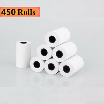 450 Roll 2 14 X 50 Thermal Receipt Credit Card Cash Pos Paper Ingenico Ict220