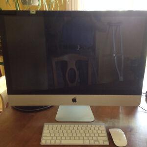 """27"""" iMac Intel i7 2.8Ghz 2009"""