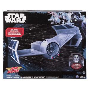 STAR WARS Darth Vader's TIE Fighter (Air Hogs 2.4GHz) NEW!
