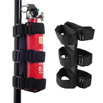 Adjustable Car Roll Bar Fire Extinguisher Holder Mount Bracket For Jeep-wrangler