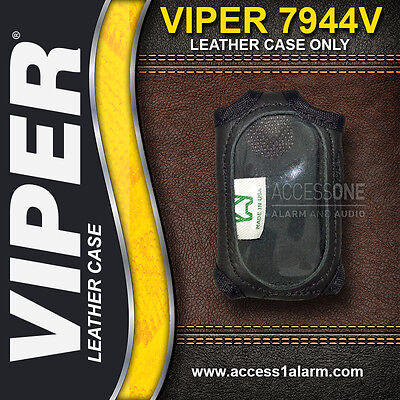 Viper 7941V and 7944V LEATHER REMOTE CASE For Color OLED HD 5902 5904 5906