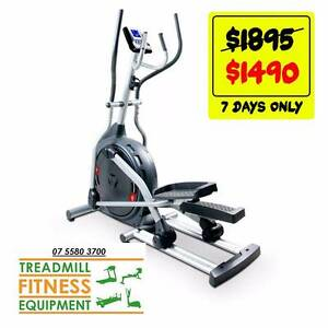 "Bodyworx EX205 20"" Front-Drive Elliptical Crosstrainer Helensvale Gold Coast North Preview"