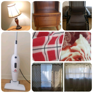 Urgent *Moving out* Sale -Furnitures & Home appliances*6 MONTHS*