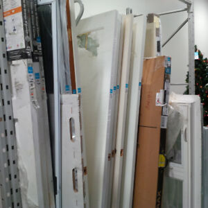 Wide selection of doors starting as low as $10!