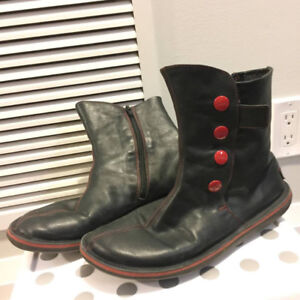 Used Camper beetle boots (38/US 7) for sale