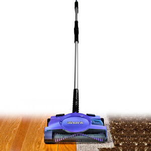 2 Speed Shark Cordless Swivel Sweeper Carpet Hard Floor