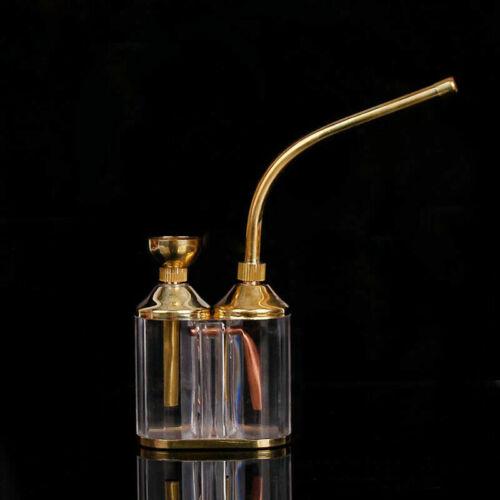 Bottle Water Pipe Portable Mini Hookah Shisha Gift metal Tobacco Smoking Pipes