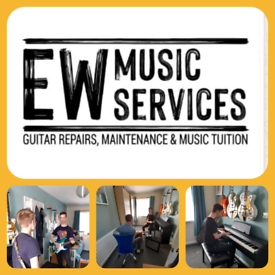 Guitar & Piano Lessons. Acoustic, Electric & Bass.