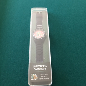 Halifax Mooseheads Collectable Sports Watch