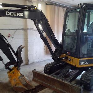 Mini Excavator Service London Ontario image 4