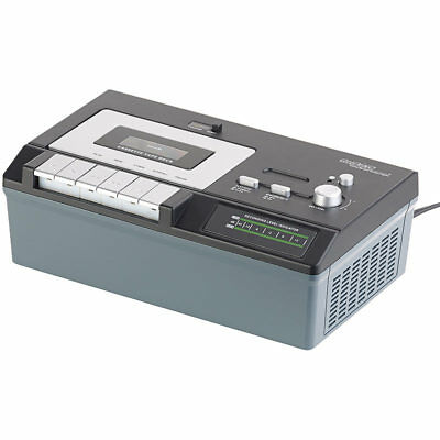 Kassettenrecorder: USB-Kassetten-Player UCR-2200 zum Abspielen & Digitalisieren