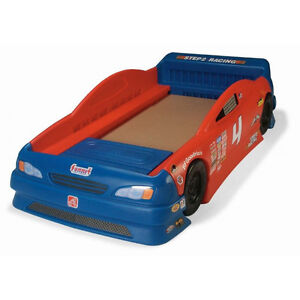 Step2 Stock Car Convertible Toddler to Twin Bed Campbell River Comox Valley Area image 4