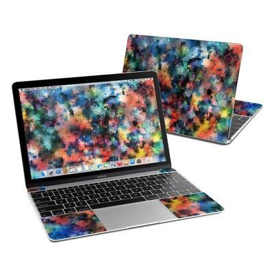 Decal Girl Apple Macbook 12in Skin - Circuit Breaker By F...
