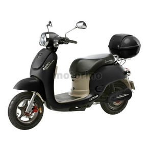 2014 Motorino XPE Electric Scooter No License Required!!