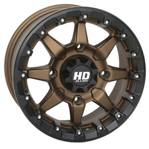 "STI HD5 Beadlock Wheels 14"" - CLEARANCE - 4/156 Polaris Sizes"
