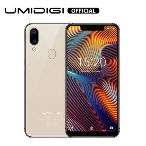 Android Phone - UMIDIGI A3 Pro Global Unlocked 5.7'' Android 4g Smartphone 3GB 32GB Quad core