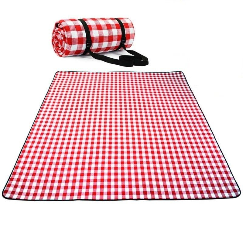 Picnic Mat Waterproof Outdoor Large Pad Foldable Sand Campin