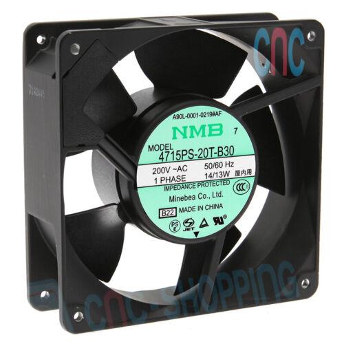 NMB 4715PS-20T-B30 200VAC 14/13W