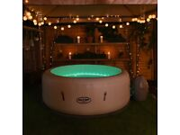 NEW Lay Z spa Hot Tubs (Hawaii Paris Monte Carlo Bali Belize) MESSAGE FOR PRICES! ☀️
